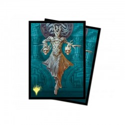 100 Protège-Cartes Magic The Gathering - Theros: Beyond Death Card Back