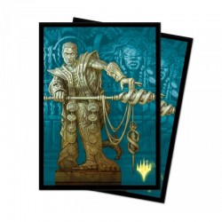 100 Protège-Cartes Magic The Gathering - Theros: Beyond Death V8