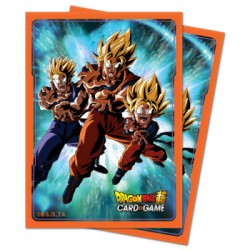65 Protèges Cartes Dragon Ball Super - Dragon Ball Super V3 - Ultra Pro