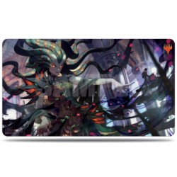 Tapis de jeu - War of the Spark Alternate Art Vraska - Magic The Gathering