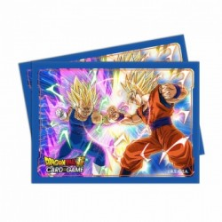 65 Protèges Cartes Dragon Ball Super - Vegeta vs Goku - Ultra Pro