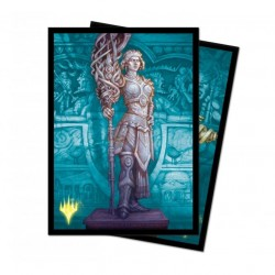 100 Protège-Cartes Magic The Gathering - Theros: Beyond Death V10