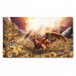 Tapis de Jeu Dragon Shield Tangerine 'Dyrkottr, Last of His Kind'