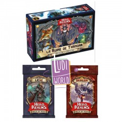 VF Hero Realms Pack Thandar + BOSS