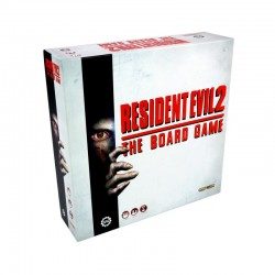 Resident Evil 2: The Board Game FR