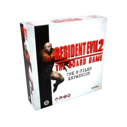 Resident Evil 2: The Board Game - Extension B-Files FR