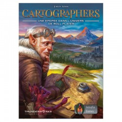 Cartographers: A Roll player's Tale VF