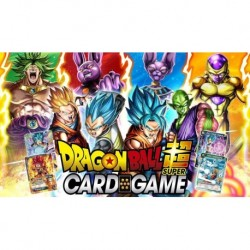 MEGA Booster Dragon Ball Super Card Game Ludiworld