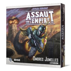 Star Wars Assaut sur l'Empire - Ombres Jumelles - Extension
