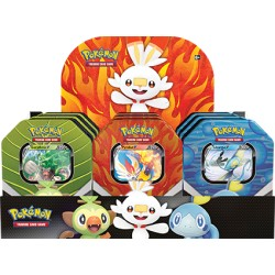 Collection des 3 Pokebox Pokemon Février 2020