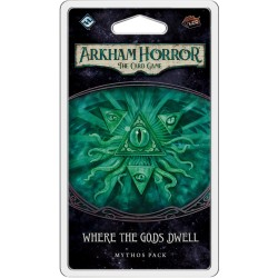 Where the Gods Dwell - 5.5 Arkham Horror LCG
