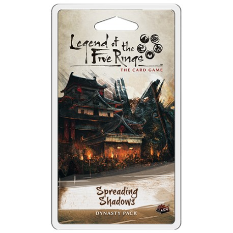 Spreading Shadows - Dominion Cycle 4.2 - Legend of the 5 Rings LCG