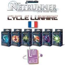 Android: Netrunner Cycle 03 Lunaire VF COMPLET