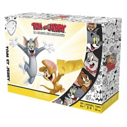 TOM & JERRY - LA CHASSE AUX FROMAGES
