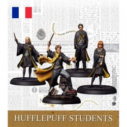 VF/VO - Harry Potter - Hufflepuff Students