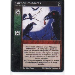 VF - Corneilles Noires / Carrion Crows- VTES - Premier sang