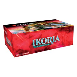 VF - CARTON de 6 BOITES de 36 Boosters Ikoria: Lair of Behemoths - Magic The Gathering