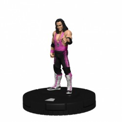 "WWE HeroClix: Bret ""Hit Man"" Hart Expansion Pack"