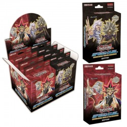 """VF - PRECO - 15/05 - Lot des 2 Decks Match of the Millennium"""" and Twisted Nightmares - Speed Duel - YU-GI-OH! JCC"""