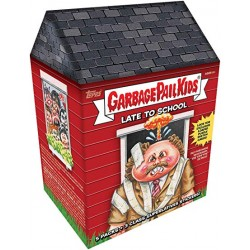 Blaster Box (5 Boosters + Bonus) Les Crados 2020 Late to School (Garbage Pail Kids)