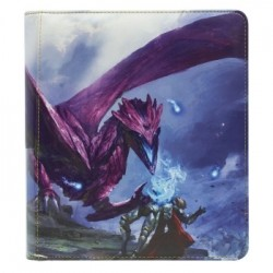 Classeur Card Codex Zippé Small Purple 'Amifist'- Dragon Shield