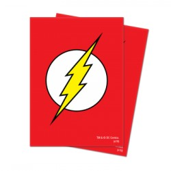 65 Protèges cartes Ultra Pro Standard Justice League: The Flash