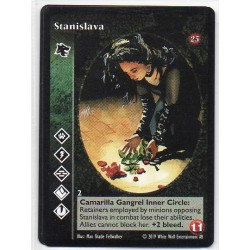 VO - Stanislava - Vampire The Eternal Struggle - VTES - V25