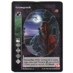 VO - Grimgroth - Vampire The Eternal Struggle - VTES - V25
