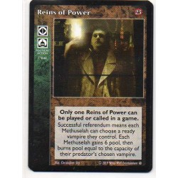VO - Reins of Power - Vampire The Eternal Struggle - VTES - V25