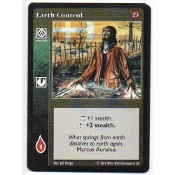 VO - Earth Control - Vampire The Eternal Struggle - VTES - V25