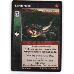 VO - Earth Meld - Vampire The Eternal Struggle - VTES - V25