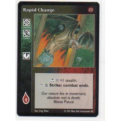 VO - Rapid Change - Vampire The Eternal Struggle - VTES - V25