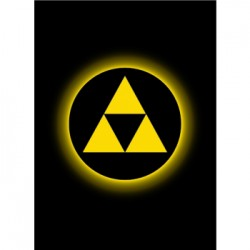50 Protèges Cartes Legion - Matte Sleeves - Absolute Iconic - TriForce