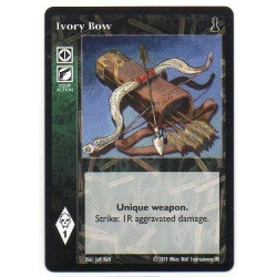 VO - Ivory Bow - VTES - First Blood