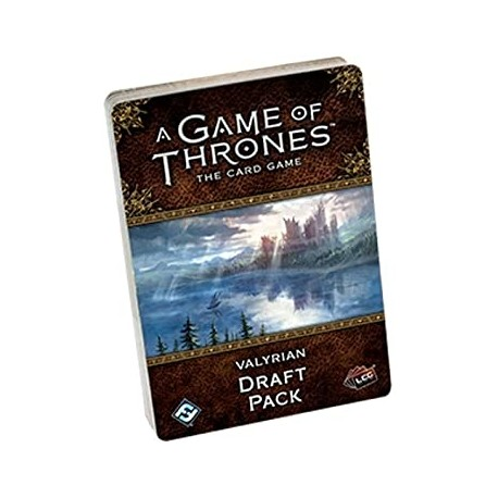 Valyrian draft Pack - A Game of Thrones LCG V2