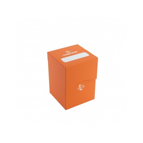 Deck Holder 100+ Orange - Gamegenic