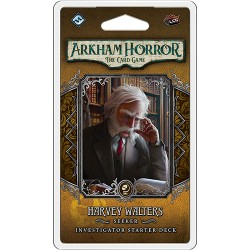 VO - Harvey Walters Investigator Starter Deck - Arkham Horror: The Card Game