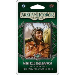 VO - Winifred Habbamock Investigator Starter Deck - Arkham Horror: The Card Game
