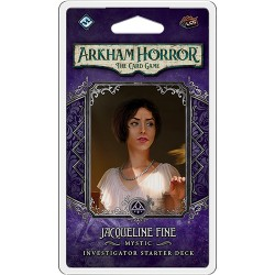 VO - Jacqueline Fine Investigator Starter Deck - Arkham Horror: The Card Game
