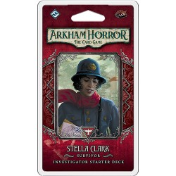 VO - Stella Clark Investigator Starter Deck - Arkham Horror: The Card Game