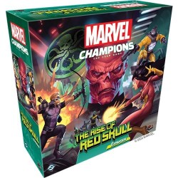 VO - The Rise of Red Skull - Marvel Champions : The Card Game