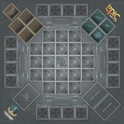 Tiny Epic MECHS - Tapis de jeu - Playmat