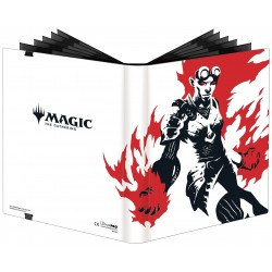 Pro Binder 9 cases Magic The Gathering - Chandra