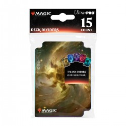 15 séparateurs - Dividers - Celestial - Magic The Gathering - Ultra Pro