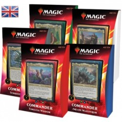 VO - Collection 5 Commander Deck - Ikoria: Lair of Behemoths - Magic The Gathering