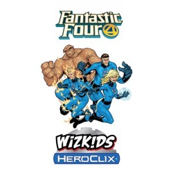 Brick de 10 Boosters Marvel HeroClix: Captain America and the Avengers
