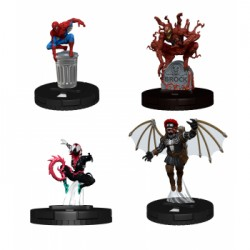 Brick de 10 Boosters Spider-Man and Venom Absolute Carnage - Marvel HeroClix