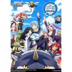 PRECO 26/06 1 Boîte de 20 boosters That Time I Got Reincarnated as a Slime - Weiss Schwarz