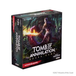 VO - D&D Tomb of Annihilation Adventure System