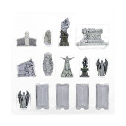 D&D Icons of the Realms : Waterdeep Dragon Heist Case Incentive - City of the Dead